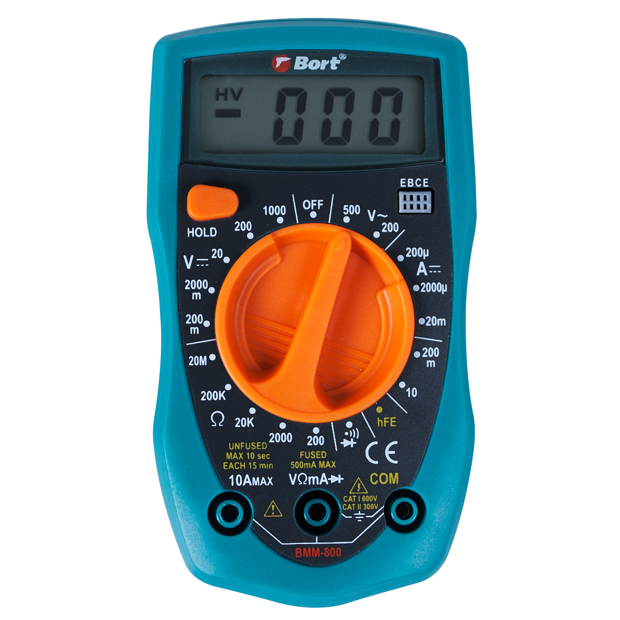Мультитестер BORT BMM-800